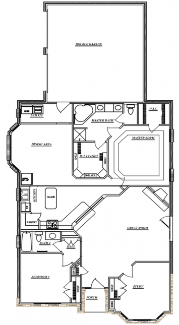 Ruby I RLL DD Floor Plan Artwork