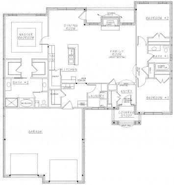 Esther I FLR DD Floorplan